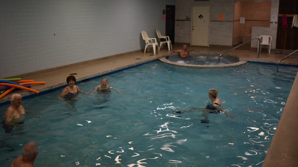 Aquatics Custom Fitness Cedar Rapids IA 1