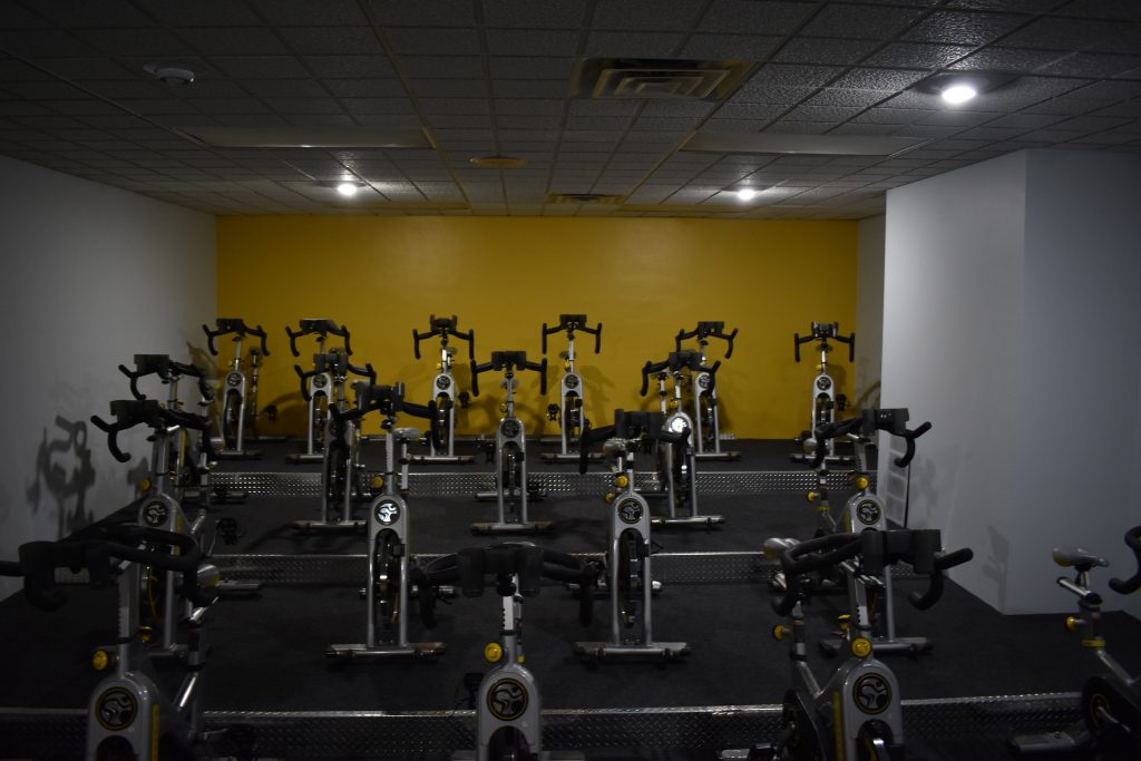 Spinning Custom Fitness Cedar Rapids IA