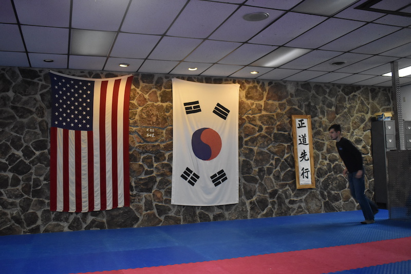 TaeKwon Do Custom Fitness CR