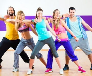 Zumba Custom Fitness CR